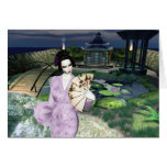Zen Garden Greeting Cards