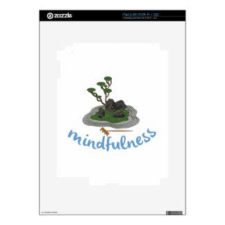Zen Garden Mindfulness iPad 2 Skin