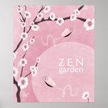 Zen Garden Poster