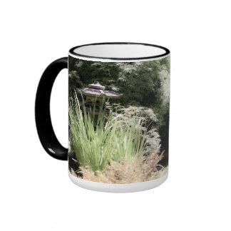 Zen Garden Ringer Mug