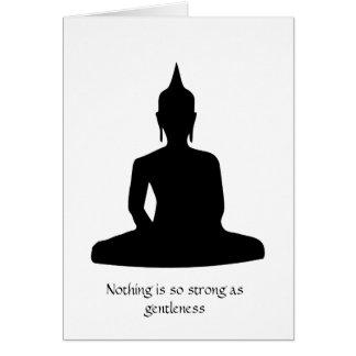 Zen Gentleness Card