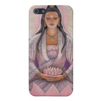 Zen Goddess Kuan Yin iPhone 4 Case