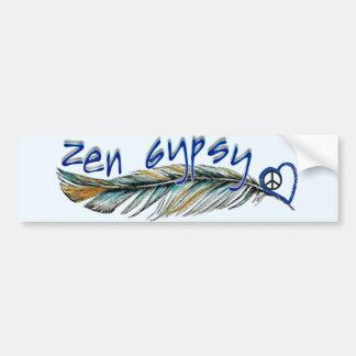 Zen Gypsy Bumper Sticker