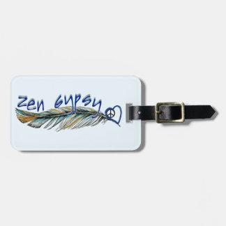 Zen Gypsy Tag For Luggage