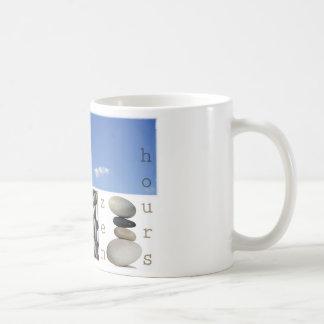 Zen hours coffee mug