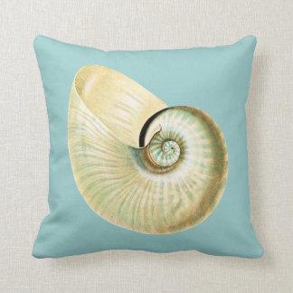 Zen Inspired Beach Theme Throw Pillow