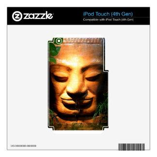 Zen iPod Touch 4G Decals