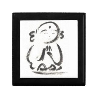 Zen Jizo the Monk Gift Box