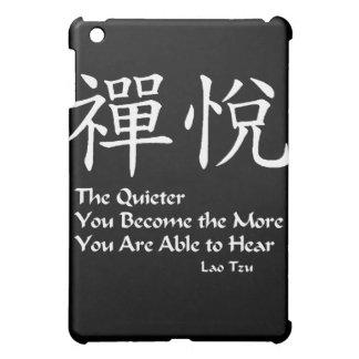 Zen Joy - Quiet iPad Mini Cover