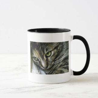 Zen Kitty Mug