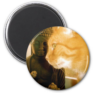 Zen Kitty says... Magnet