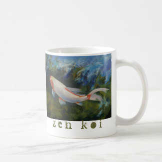 Zen Koi Mug
