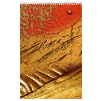 Zen Landscape Calendar
