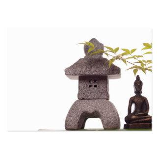 Zen Large Business Card