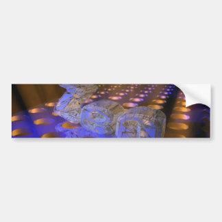 Zen Lights by KC Bumper Sticker