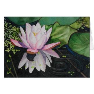 Zen Lily Card