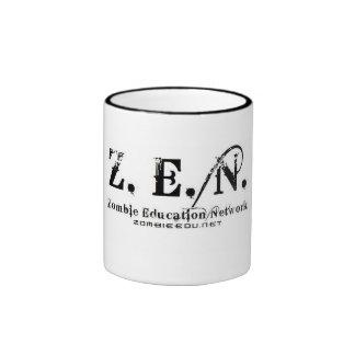 zen logo on color changing mug