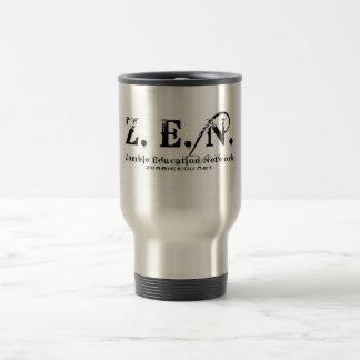zen logo travel mug