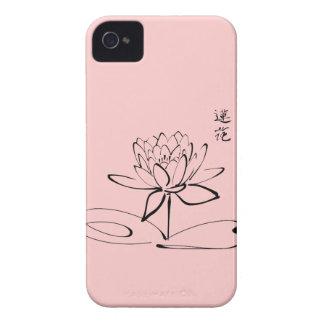 Zen Lotus Flower iPhone 4 Case-Mate Cases