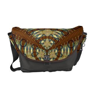 Zen Luna Jungle Courier Bag