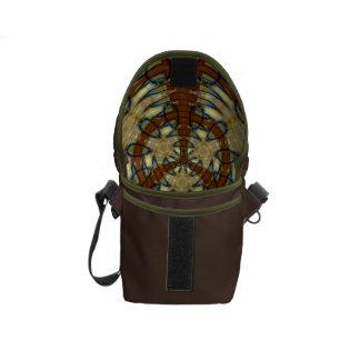 Zen Luna Jungle Messenger Bag