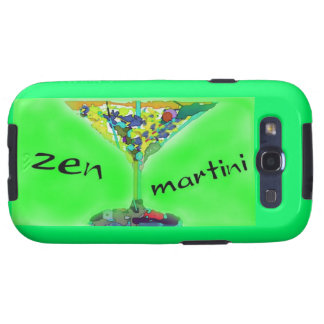 Zen Martini Galaxy Case