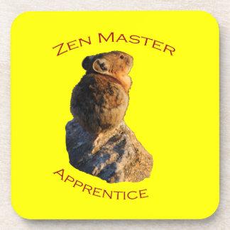 Zen Master Drink Coaster
