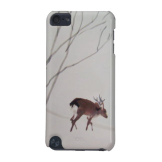 Zen meditation Stag iPod Touch (5th Generation) Cover