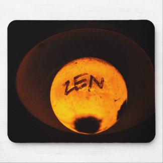 Zen mousepad mouse pad