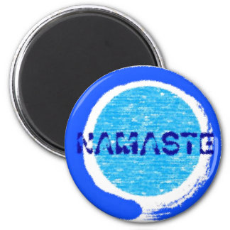 Zen Namaste - Yoga Fridge Magnets