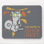 Zen of Anger Foamy Mousepad