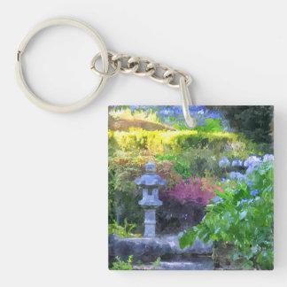 Zen Path Keychain
