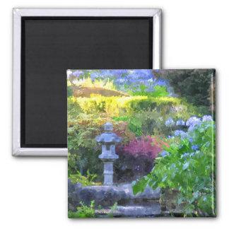 Zen Path Refrigerator Magnets