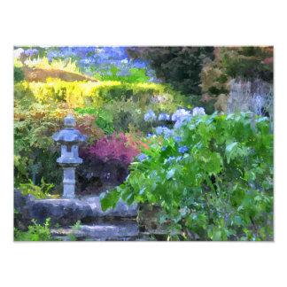 Zen Path Photographic Print