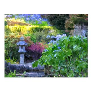 Zen Path Post Card