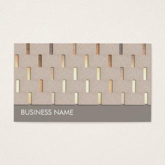 Zen Pattern Business Card