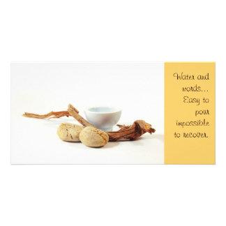 Zen Photo Card