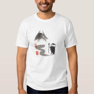 Zen Pilgrim Mens Unisex T Shirt