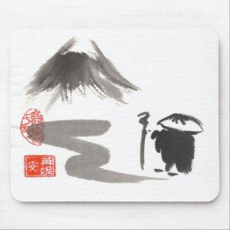 Zen Pilgrim Mousepad