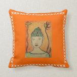 Zen Pillow by ValAries