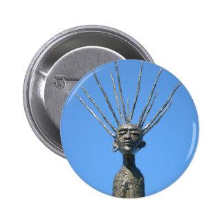 Zen Pin Redondo 5 Cm