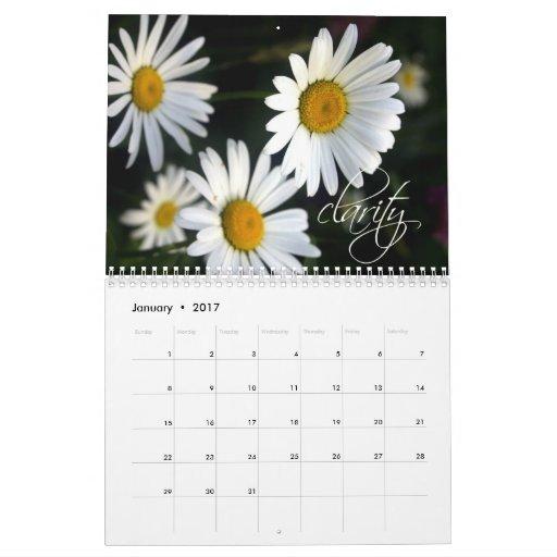 Zen Reflections 2013 Calendar