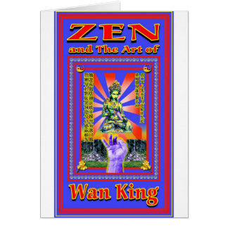 Zen Retro Hard Wok Card