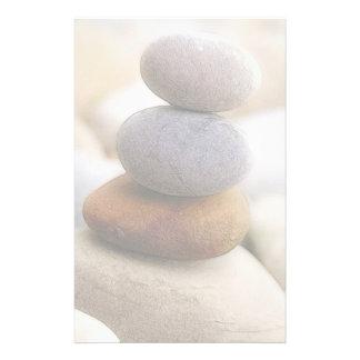 Zen Rock Garden Stationery