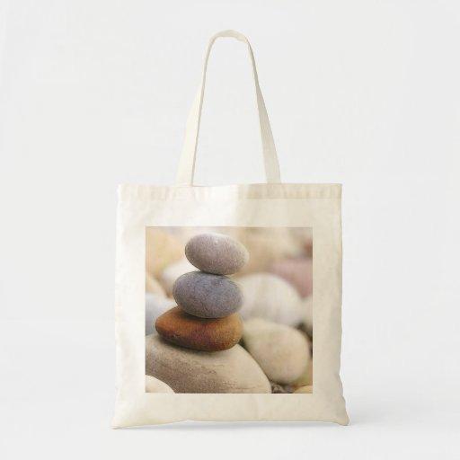 Zen Rock Garden Tote Bag