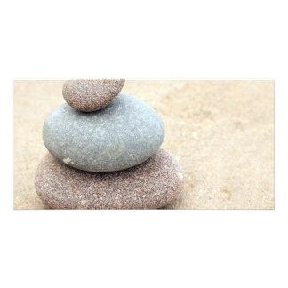 Zen Rocks Card