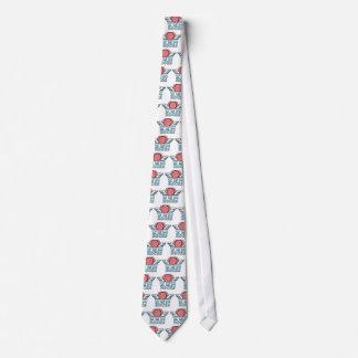 Zen Rocks Neck Tie