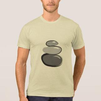 Zen Stacked Stones Sketch Tee Shirts