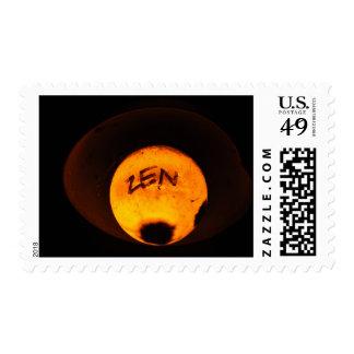 Zen stamp