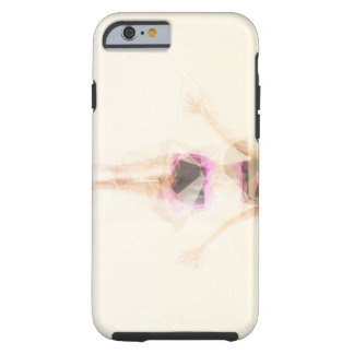 Zen State Concept Illustration with Woman Reaching Tough iPhone 6 Case